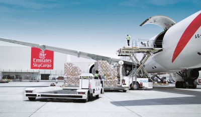 Emirates SkyCargo awarded Cargo iQ certification through external audit