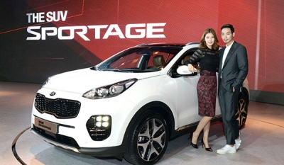 Kia's 4th generation Sportage unveiled at exclusive media preview in Colombo ( video )