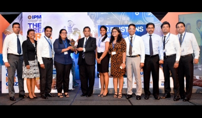 CSE tops the 'Finance, Insurance and Investment' category at the Great HR Quiz