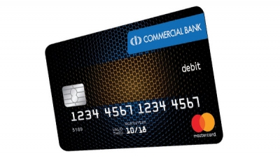 Commercial Bank introduces Sri Lanka's first Chip & PIN debit card