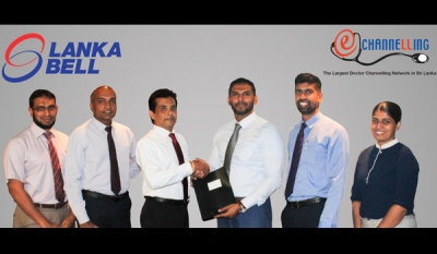 Lanka Bell joins hands with eChannelling to benefit its customers by channelling doctors at their convenience