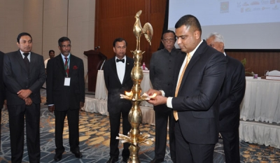 Minister of Tourism attends 45th AGM of the Ceylon Hotel School Graduates Association