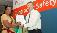 Holcim Lanka powers Health & Safety through Contractor Safety Forum