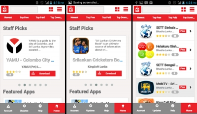 Airtel Lanka launches the all new  'Airtel App Store' with over 10,000 Apps