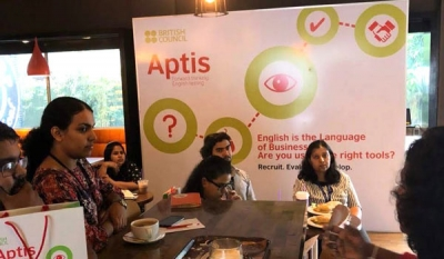 The British Council's English assessment tool Aptis is now available at Third Space Global, Orion City