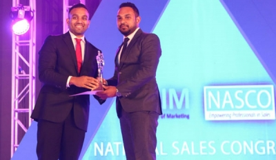 JAT adds colour to NASCO 2016 as a Sponsor and bags two awards