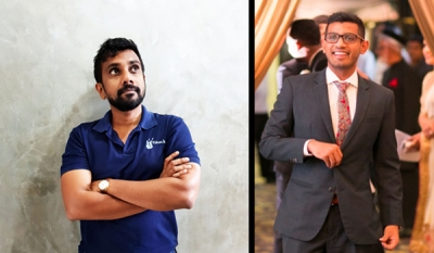 Lahiru Pathmalal and Adil Mansoor Joins the Board of the Lankan Angel Network (LAN)