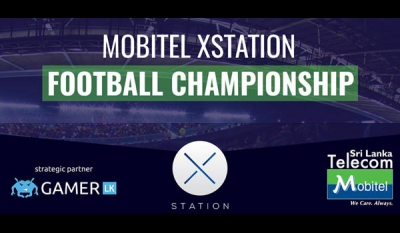 Mobitel takes Esports to the next level with the Xstation Football Championships