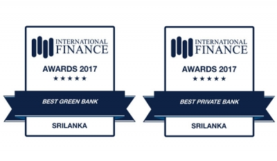 COMBANK wins dual honours at International Finance awards