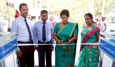 Commercial Bank opens its 257th branch in Katana