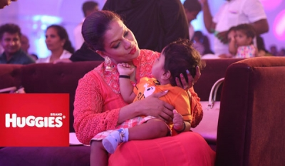 Huggies Baby Star Campaign launched emphasizing family bonding ( 09 photos )