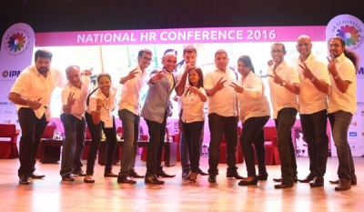 361 Degrees partners with IPM for another successful National HR Conference