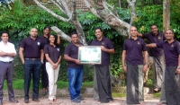 Pioneering Eco Safari Lodge first to be BiodiversityConscious®