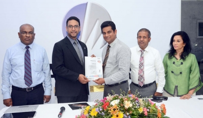 Carmart awarded ISO 9001:2008 certification