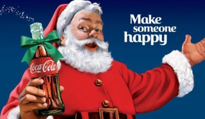 Coca Cola Embraces True Spirit of the Holidays, Invites Fans to 'Make Someone Happy' ( Video )