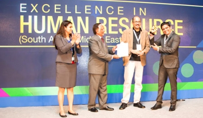USL shines on the international stage at SHRM India HR Awards