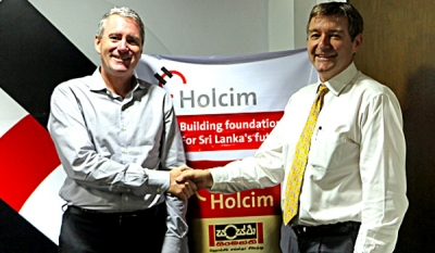 Holcim Lanka to Share Technical Expertise for Room to Read's School and Library Construction Projects in Sri Lanka
