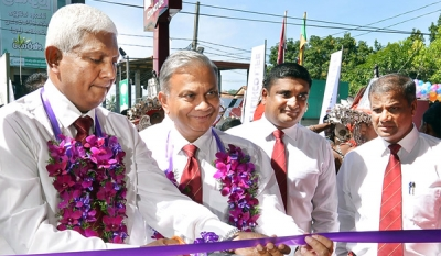 Ceylinco Life opens new Green branch in Horana