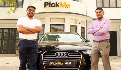 "PickMe brings luxury to the fingertips of users with ""PickMe VIP"""