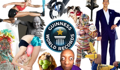 Guinness World Records launches online films to celebrate 60 years ( Video )