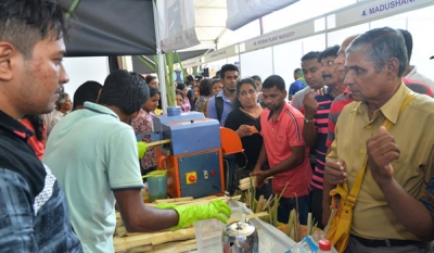 HNB Gami Pubuduwa Avurudu Pola 2018 to showcase best rural products at BMICH from 7th to 8th of April