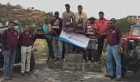 Indika Sanjaya and Navin Marapana take top spot and lead the Land Rover Dominance at the Commando 4x4 Challenge 2014