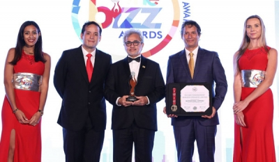 Pee Bee Group bags prestigious ACES and BIZZ global awards