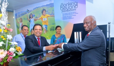 HNB relocates Nawaloka Hospital Customer Centre to new Specialist Centre
