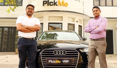 PickMe brings luxury to the fingertips of users with 'PickMe VIP""