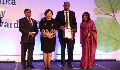 Nawaloka continues winning legacy with top honours at ACCA Sustainability awards