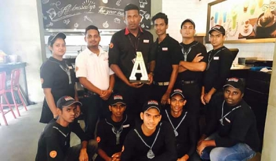 The Manhattan FISH MARKET Awarded Grade 'A' Award for excellence in food safety and hygiene