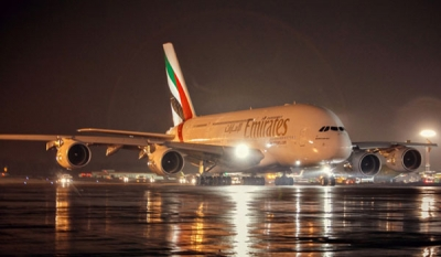 Emirates to Deploy Flagship A380 Aircraft on Moscow Route