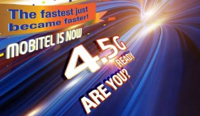 Mobitel pioneers 4.5G (4G Plus) network to revolutionize Sri Lanka's mobile telecom industry