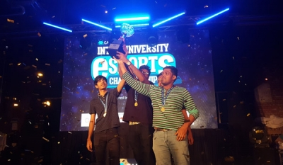 ICBT crowned champions at the second Inter-University eSports Championship by Gamer.LK