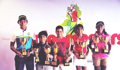 NDB Wealth partners Sri Lanka Golf for First-Ever School Team Event