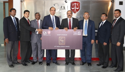 Lanka Ratings Agency powers CA Sri Lanka's golden jubilee Annual Report Awards