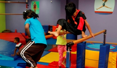 Playing for Peace, Trust and Care : The Body Shop Sri Lanka partners with The Little Gym to share the Christmas goodwill