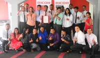 Strong Sri Lankan sales wins Gestetner best performance in RICOH Asia Pacific