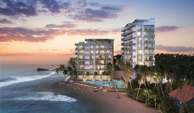 Serenia Residences, fully-serviced beachfront apartments in Sri Lanka's most exclusive beachfront location, next to Galle Fort ( 17 photos)