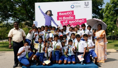Unilever educates at World Oral Health Day celebrations