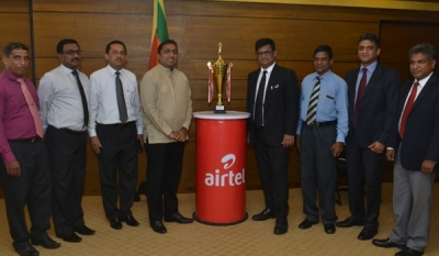 Airtel sponsors the 'All Island School Games Netball Championships 2016'