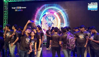 Mobitel successfully hosts 'Google I/O Extended Sri Lanka 2018' for 05th year (video)