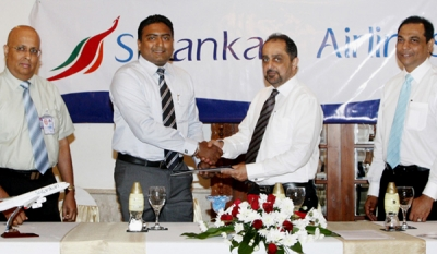 SriLankan Cargo moving towards the future with the adoption of e-air waybill system
