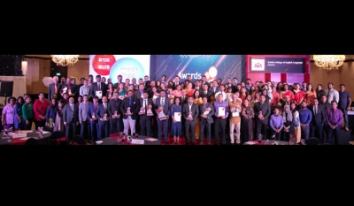 British Council honours stakeholders at IELTS Awards Night 2018