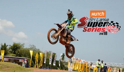 HUTCH Boosts Colombo Supercross ( 12 Photos )