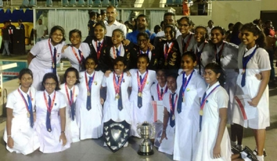 Visakha beats Ladies in annual water polo encounter for 6th consecutive year