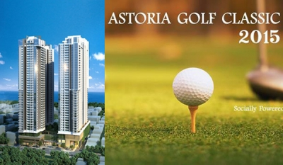 Astoria tees off at Colombo Golf Club Tournament