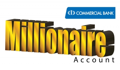 Commercial Bank launches new version of its 'Millionaire Account'