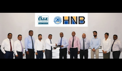 DIMO joins with HNB to foster Tata Vehicle and DIMO Agri Machinery sales