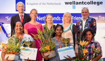 Floral Diplomacy : The Embassy of the Kingdom of Netherlands hosts floriculture event at National Day celebrations (10 photos)